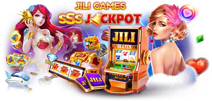 Jili Slot เว็บสล็อตออนไลน์ รวย