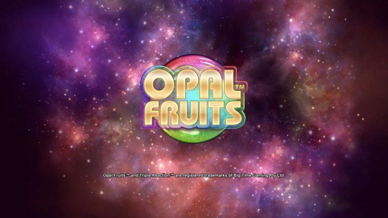 แนะนำ Opal Fruits สล็อต น่าเล่นที่เต็มไปด้วยความสนุก