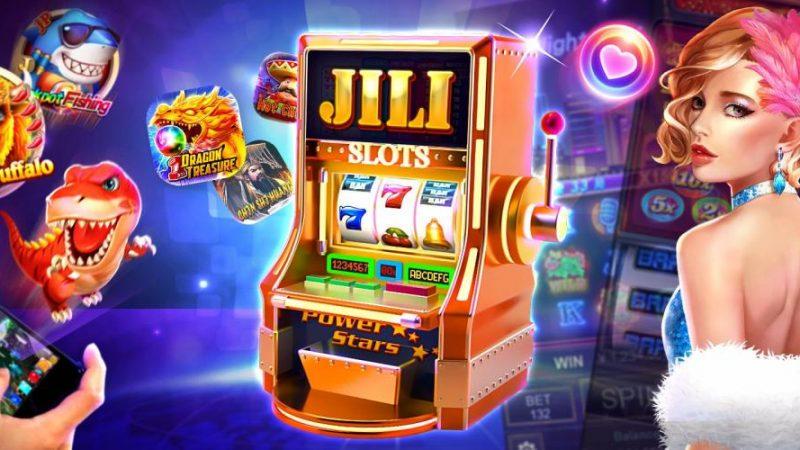 Jili Slot เว็บสล็อตออนไลน์ น้องใหม่ มาแรง แซงทางโค้ง
